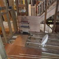 Underfloor Heating Refurbishment